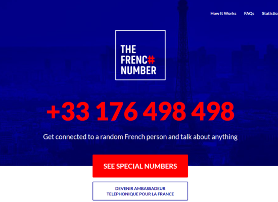 French Number site image