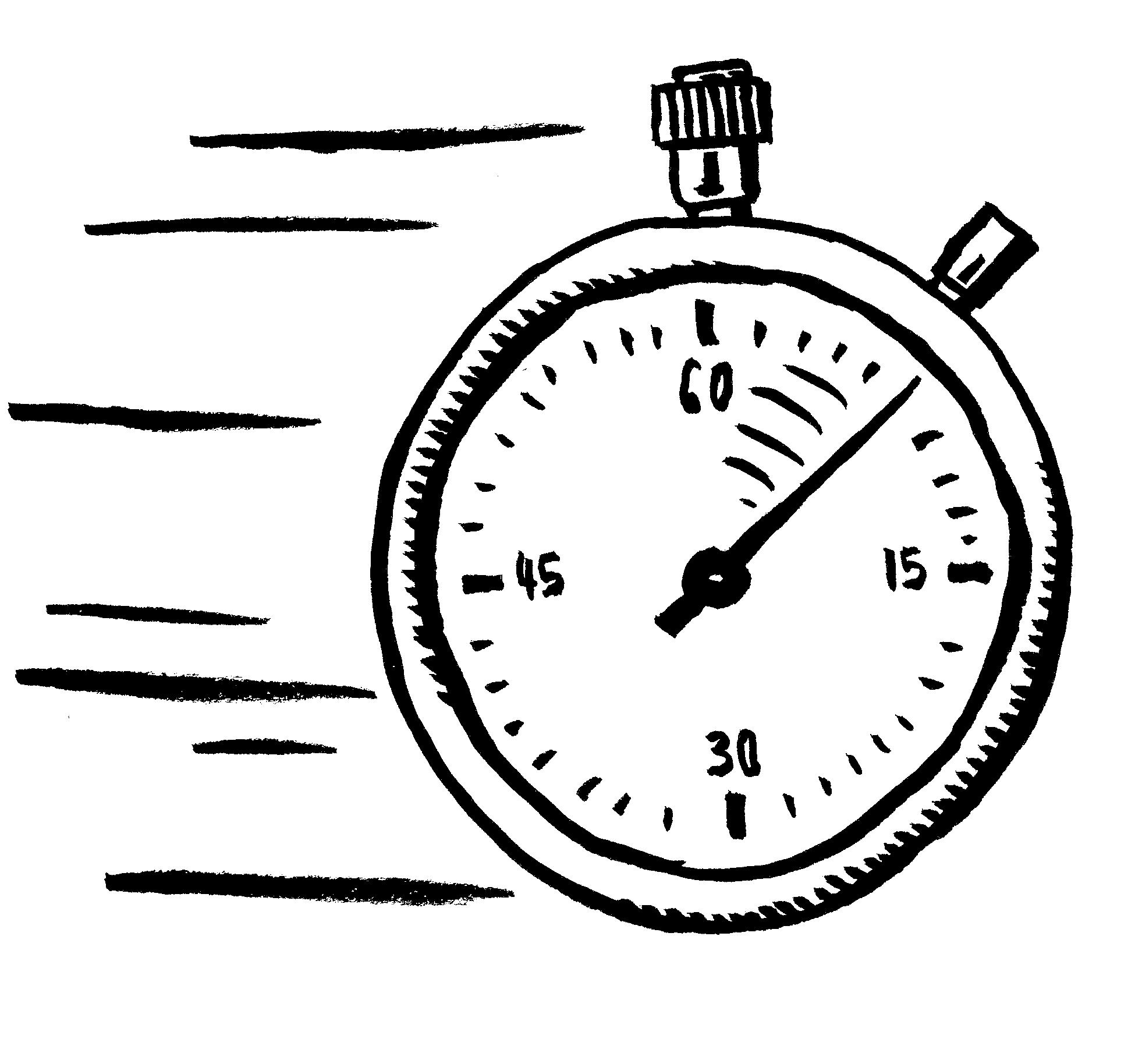 chronomètre image